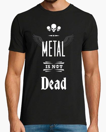 Tee-shirt metal is not dead