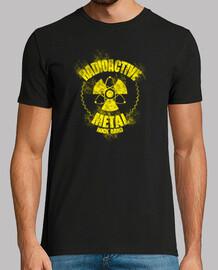 métal radioactif