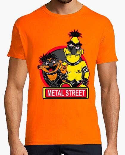 Camiseta METAL STREET