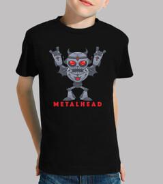 metalero - demonio robot de metal pesad