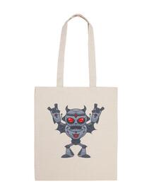 metalhead - robot lourd diable