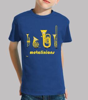Metalinions
