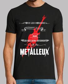 metalleux