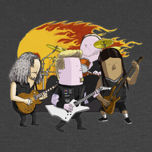 T-shirt Metallica by Calvichi's [WEB]