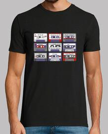 Metallica cassettes.