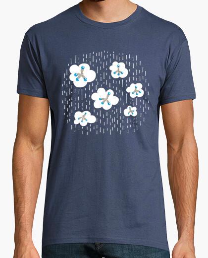 Camiseta metano y el efecto invernadero