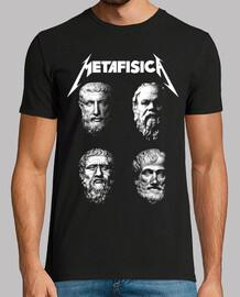 métaphysique - philosophes rocher