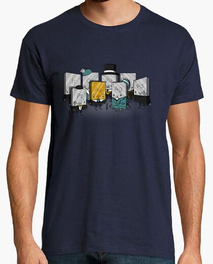Tee-shirt métaux nobles