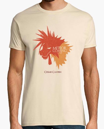 T-shirt meteora rete xiii è coming