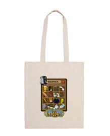 métèque: bagpack