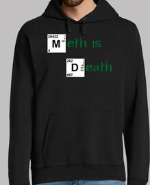 Meth is death