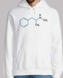 méthamphétamine formule chimique