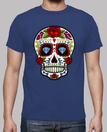 Mexican diamond skull !!!