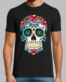 mexican floral calaca