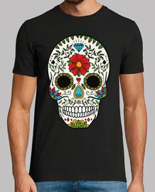 Mexican skull / calaca / catrina