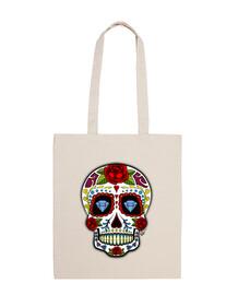 mexican skull diamond !!!