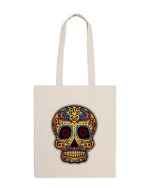 mexican skull tribal !!!