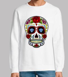 mexican skulls diamonds !!!