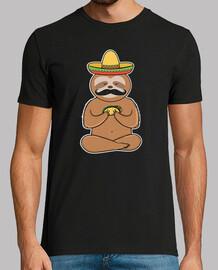 Mexican Sloth Tacos Cinco de Mayo