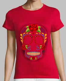 Mexican style Sugar Skull !!!
