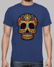 mexican tribal skull !!!