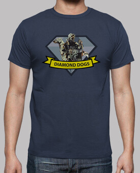 MGS5 Diamond Dogs