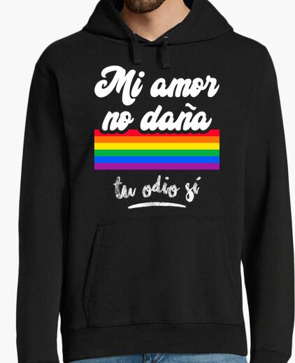 Jersey Mi Amor No Daña, Tu Odio Sí (Fondo Oscu