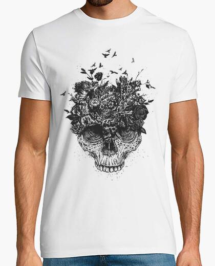 Camiseta mi cabeza es una jungla