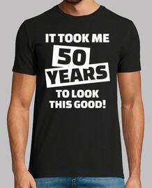 mi ci sono voluti 50 anni di compleanno