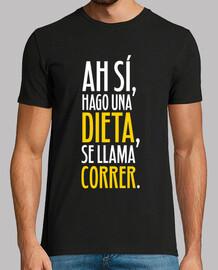 Mi Dieta Se Llama Correr (Hombre)