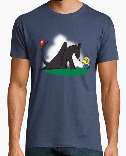 Camiseta Mi Dragón Favorito