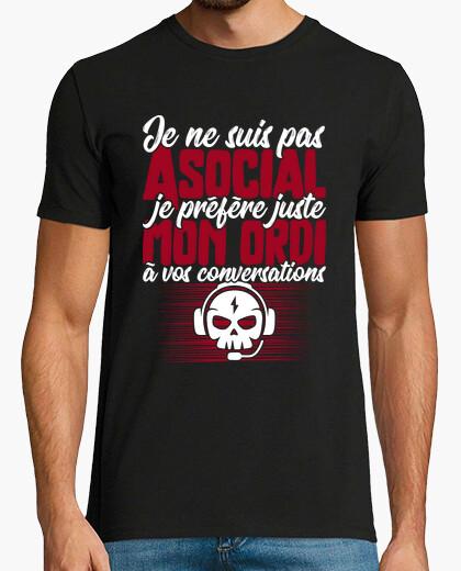 Camiseta mi equipo vs. charla regalo