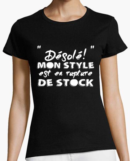Camiseta mi estilo está fuera de stock