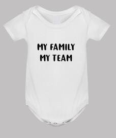 mi familia mi equipo / familia