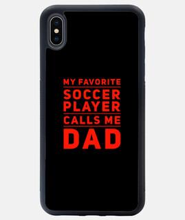 mi futbolista favorito me llama papá