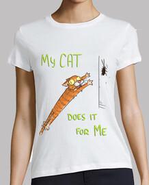 mi gato lo hace por mí