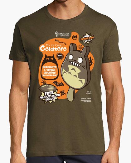 Camiseta Mi Helado Coldtoro