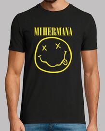 Mi Hermana (logo Nirvana)