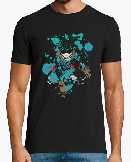 Camiseta mi héroe