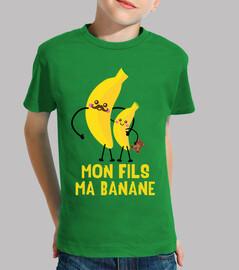 mi hijo mi plátano
