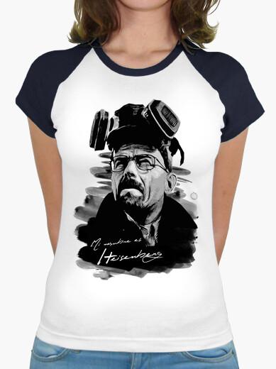Camiseta Mi nombre es Heisenberg