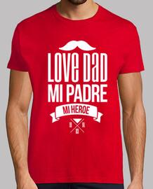Mi padre es mi heroe