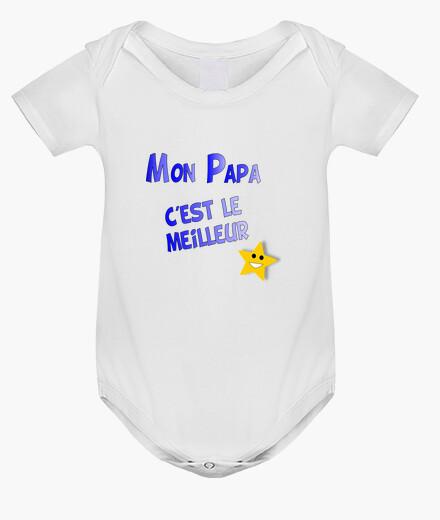 Ropa Infantil Mi Papa Es El Mejor Nº 759524 Ropa Infantil