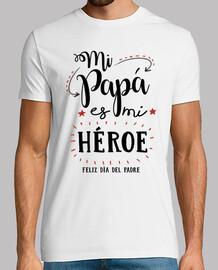 f86c8317a Camisetas MI HEROE más populares - LaTostadora