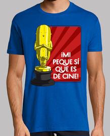 Mi peque sí que es de cine by Calvichi'