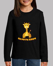mi pequeña jirafa