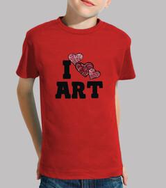 mi piace l'arte