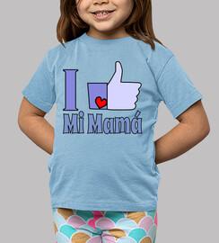 mi piace mamma