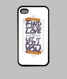 mi querido caso del iphone 4/4s