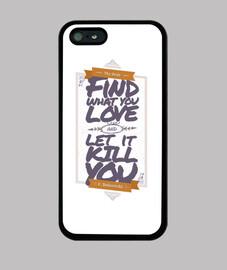 mi querido caso del iphone 5/5s